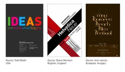 Typography example 2