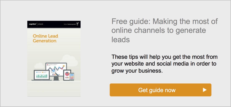 Get-online-lead-gen-tips