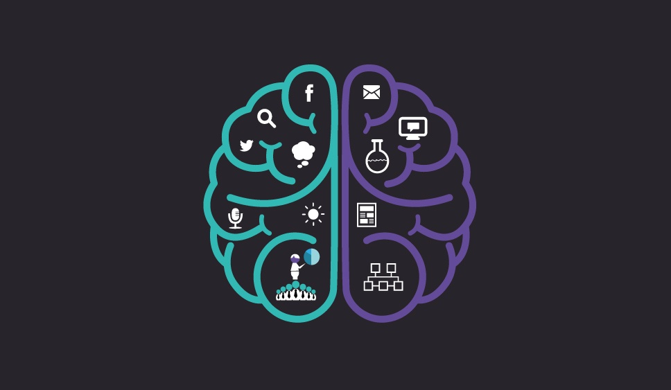 How your brain helps and hinders your brand