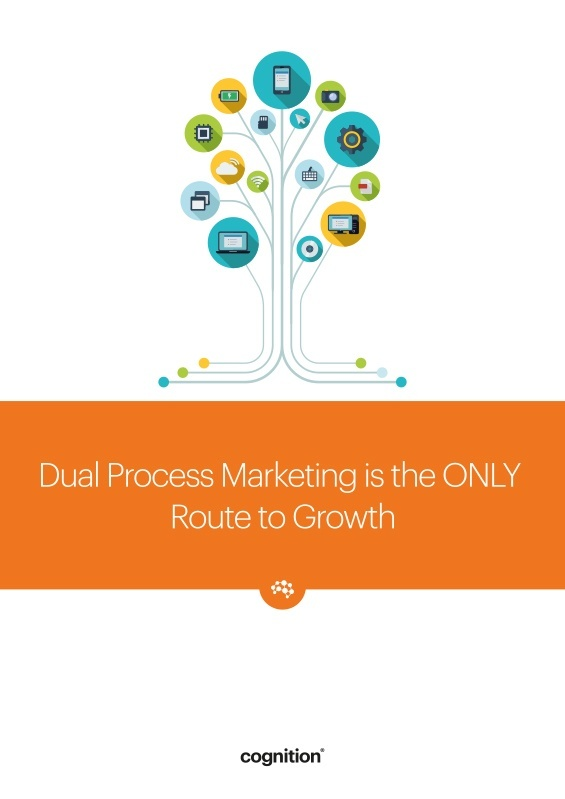 Dual Process Marketing is the ONLY Route To Growth