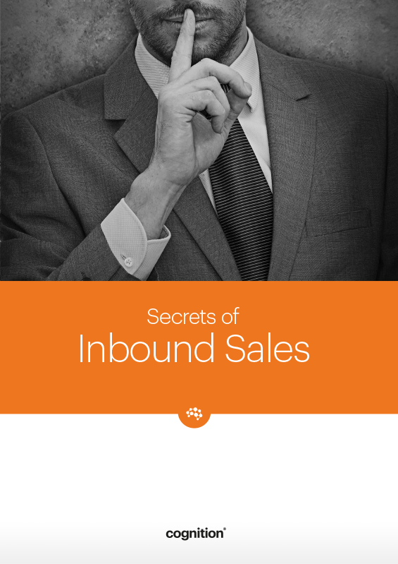 Secrets of Inbound Sales
