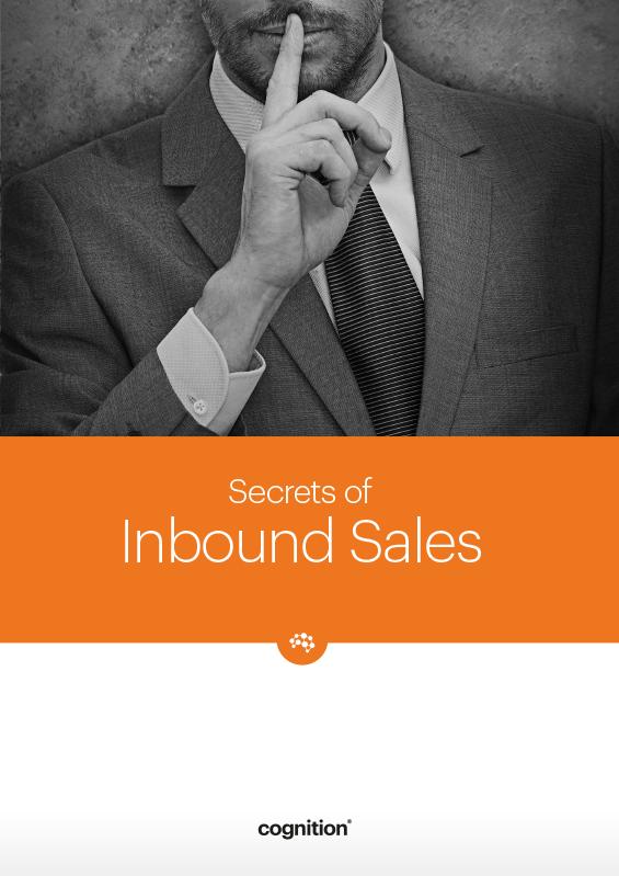Secrets of Inbound Sales