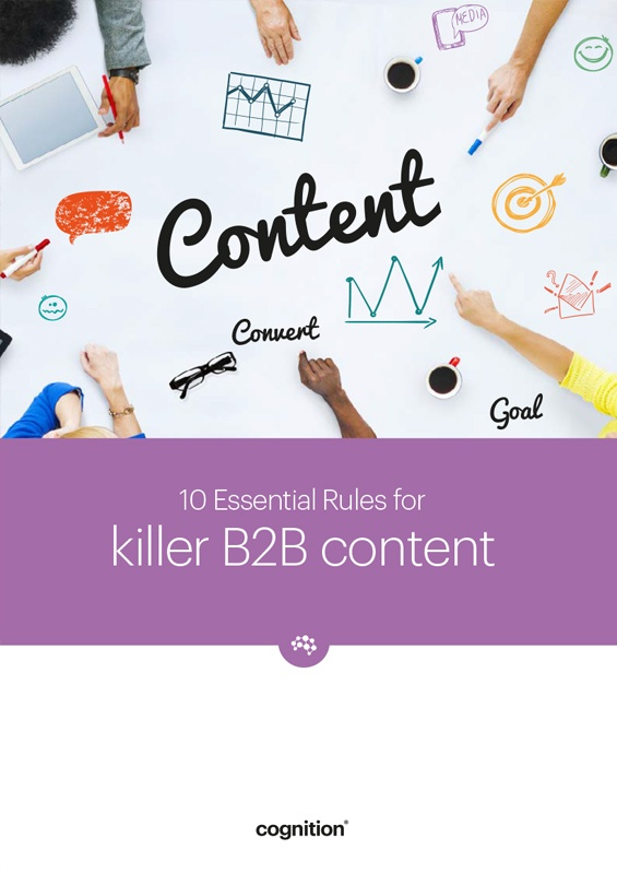 10 Essential Rules for Killer B2B Content