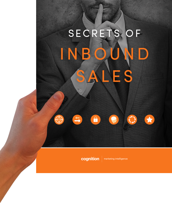 What are the secrets of inbound sales?