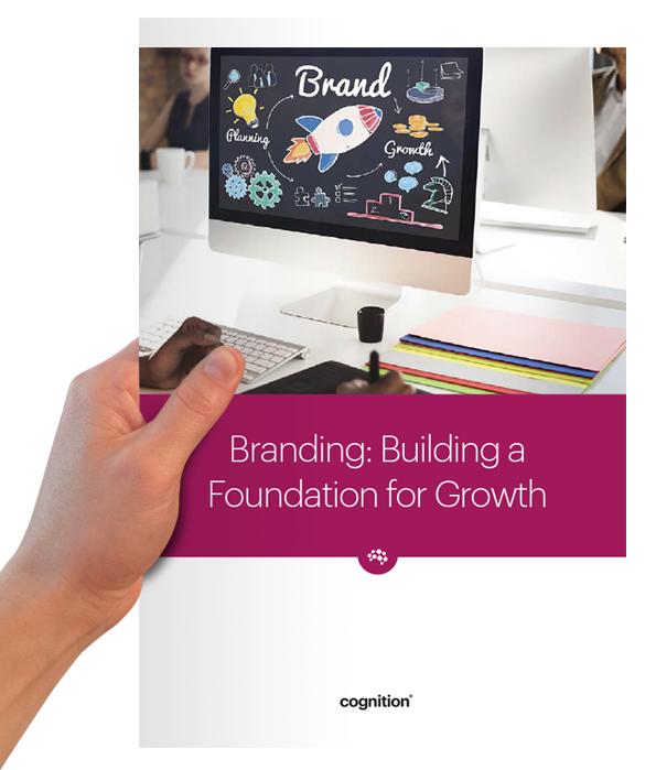 How can branding build a foundation for growth?