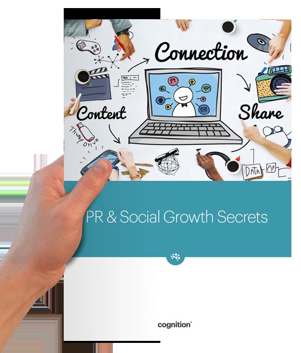 PR and Social growth secrets