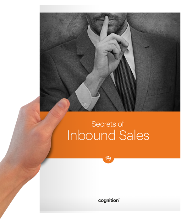 The secrets of inbound sales