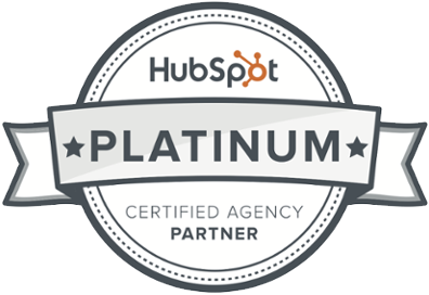 Hubspot Platinum Certified Agency Partner
