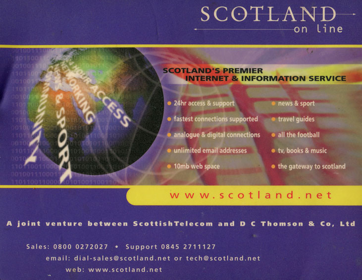 Scotland On Line
