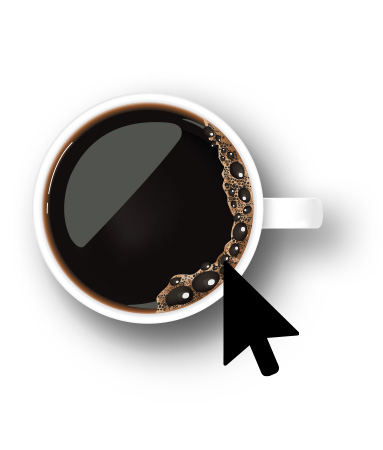 Join us for a virtual coffee